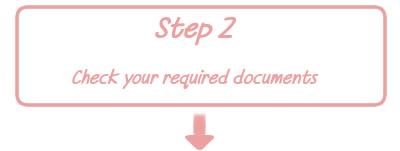 Check your required documents